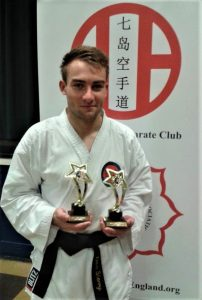 Meadvale karate trophies