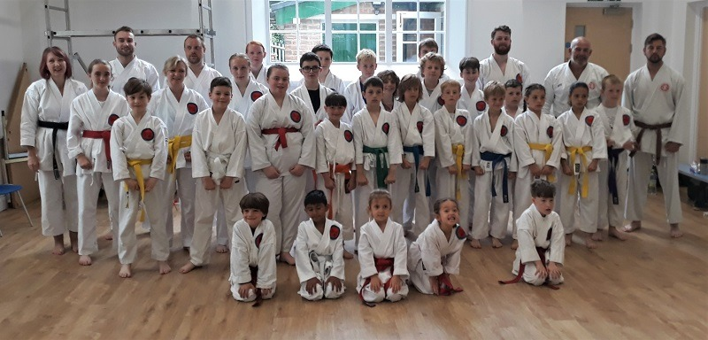 Meadvale Karate club 2019